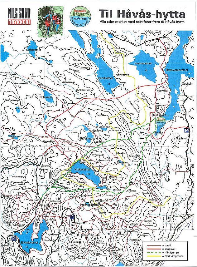 byheiene haugesund kart Haugesund Fjell lag byheiene haugesund kart